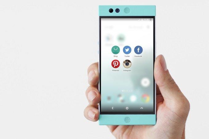 Robin - ten smartfon zawsze będzie miał miejsce na twoje dane?