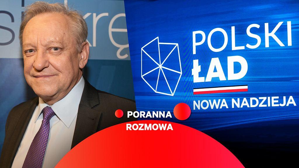 Bolesław Piecha w Porannej Rozmowie Gazeta.pl