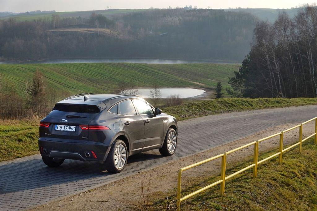 Test Jaguar E-Pace 2.0 i4D 180 KM aut. AWD
