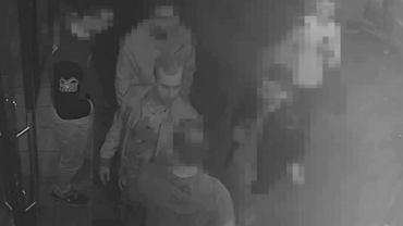 Wizerunek poszukiwanego mężczyzny zarejestrowały kamery