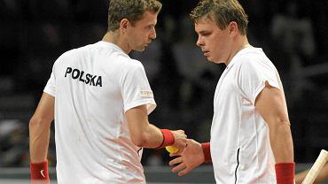 Polska - Australia. Mariusz Fyrstenberg i Marcin Matkowski