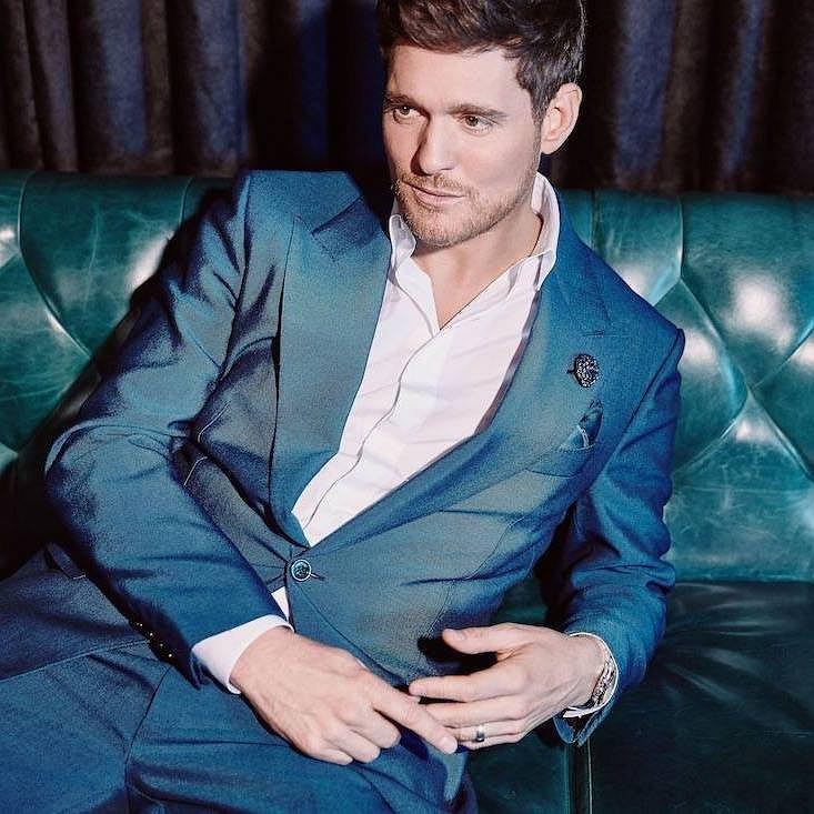 Michael Buble / materiały prasowe