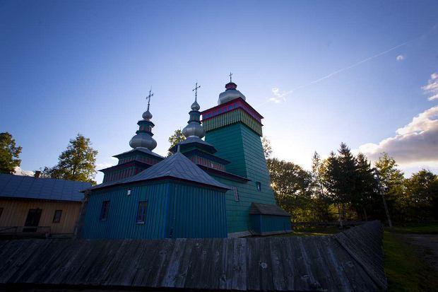 Zdjęcie numer 0 w galerii - Zabytkowa cerkiew w Świątkowej Wielkiej odnowiona. Jej wnętrze robi wrażenie [ZDJĘCIA]