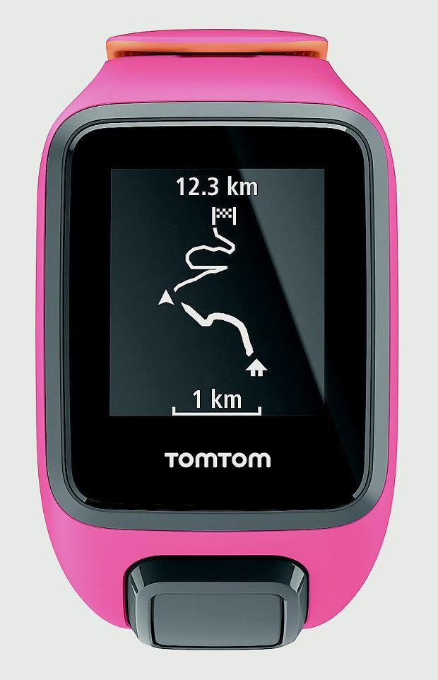TomTom Runner 3 Cardio+Music