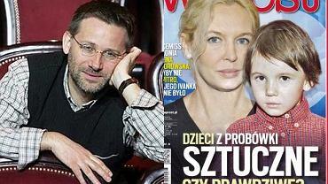 Andrzej Saramonowicz, Bogna Sworowska, Ivan