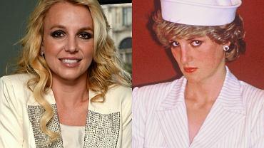Księżna Diana i Britney Spears