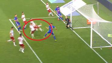 Samobójczy gol dał Piastowi Gliwice zwycięstwo