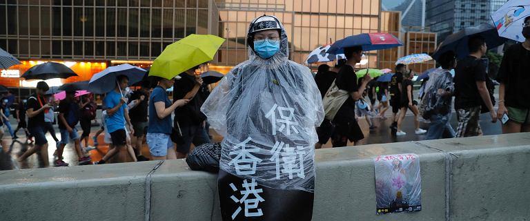 Protesty w Hongkongu. Organizatorzy: było 1,7 mln osób