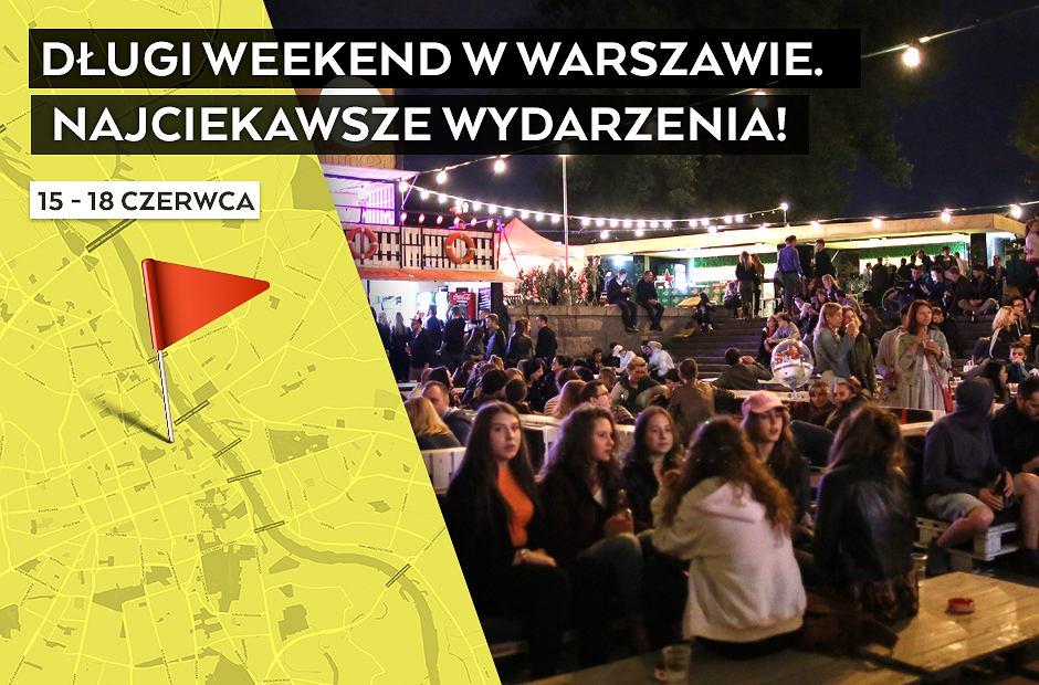 Długi weekend w Warszawie