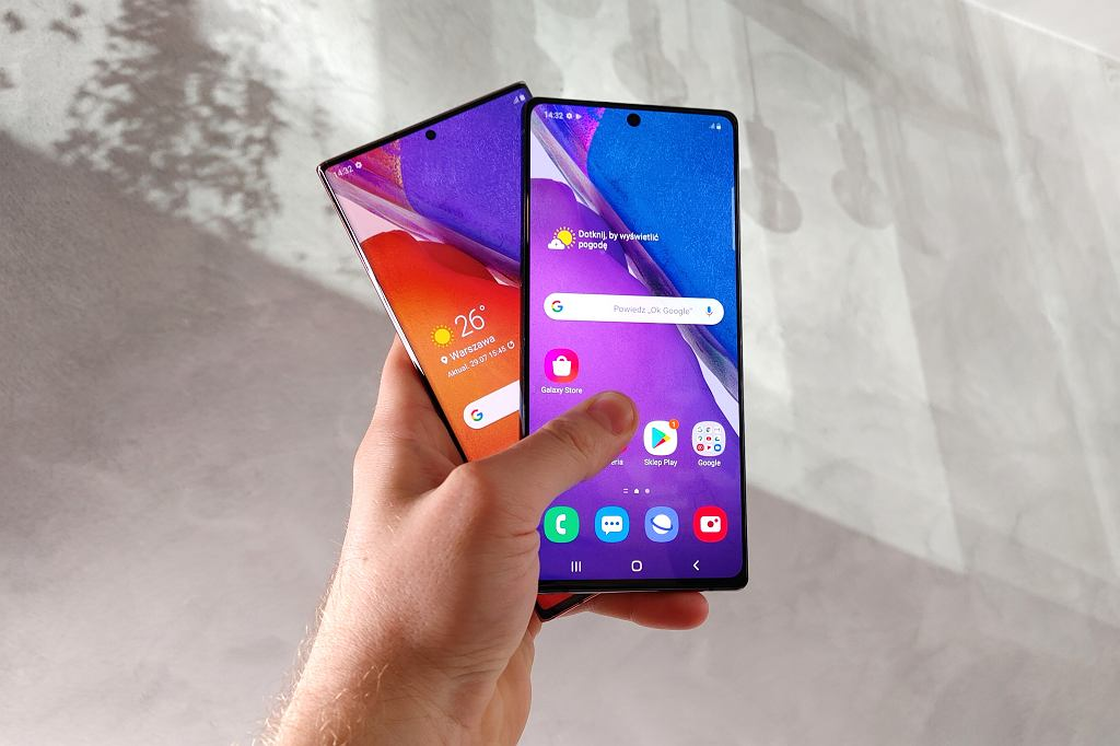 Samsung Galaxy Note 20 i 20 Ultra