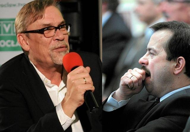 Jacek Żakowski i Artur Zawisza