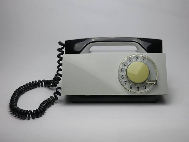 Telefon domowy Tesla T65 H,