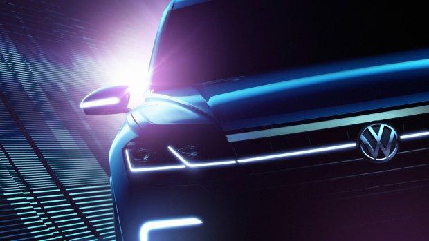 Teaser SUV-a Volkswagena