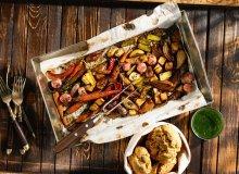 Pieczone warzywa z Vegemite - ugotuj