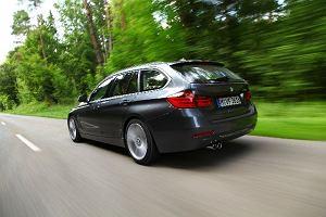 BMW 3 Touring - test | Pierwsza jazda