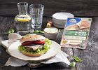 Przyjemność bez końca! Wegetariańskie burgery z ciągnącym się serem żółtym Hochland
