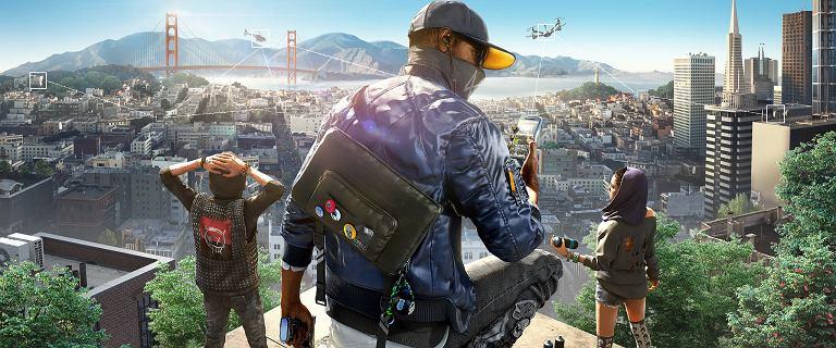 Watch Dogs 2 za darmo z okazji wydarzenia Ubisoft Forward