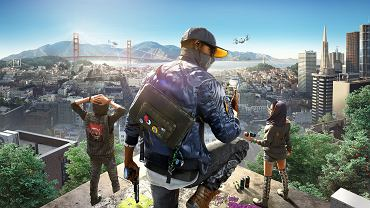 Gra 'Watch Dogs 2'