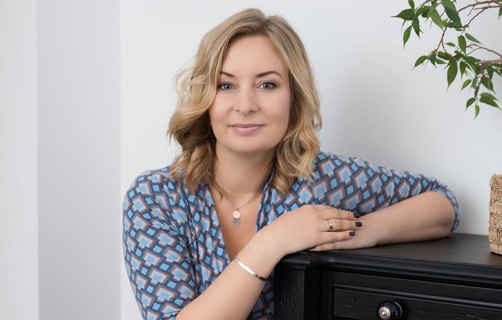 Anna Klaus-Zielińska - psycholożka społeczna, coachka, trenerka rozwoju osobistego