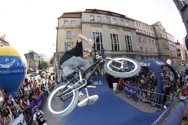 Święto Rowerów w Warszawie