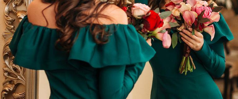 Szmaragdowe sukienki na wesele. Ten kolor to petarda! Top 18 propozycji z kolekcji znanych marek