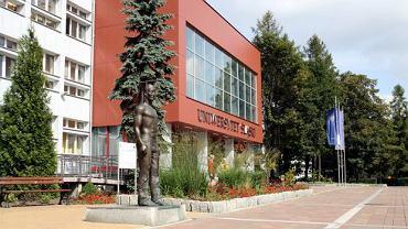Budynek rektoratu UŚ