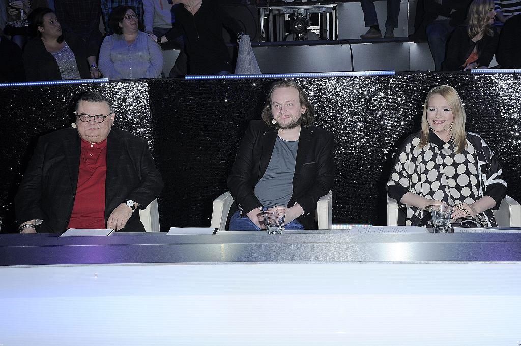 Wojciech Mann, Marcin Bors i Katarzyna Nosowska