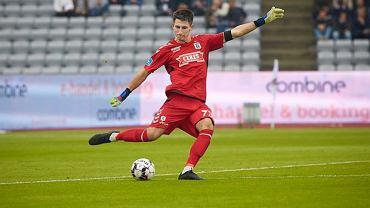 Kamil Grabara w Aarhus