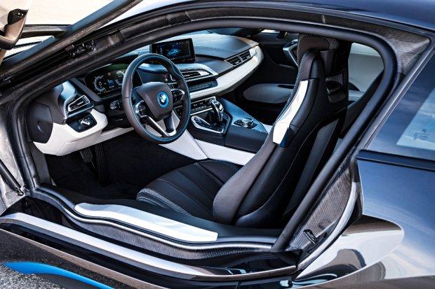 Najciekawsze samochodowe wnętrza | Top 15