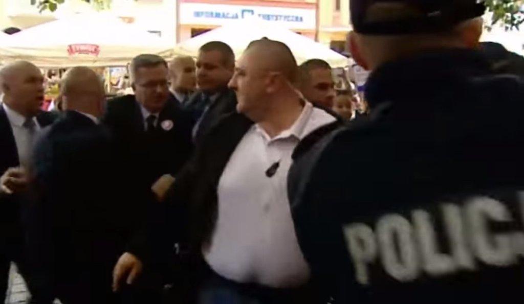 Próba ataku na prezydenta (22 maja 2015 roku)