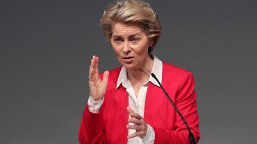 Von der Leyen o Polsce: Silne prawa kobiet są atutem. Powinniśmy iść naprzód