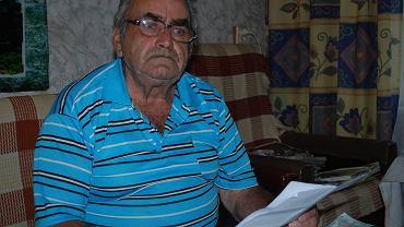 Jan Sznajder - walczy w sądzie o umorzenie lichwiarskiej pożyczki