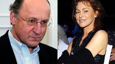 Piotr Fronczewski i Joanna Pacuła