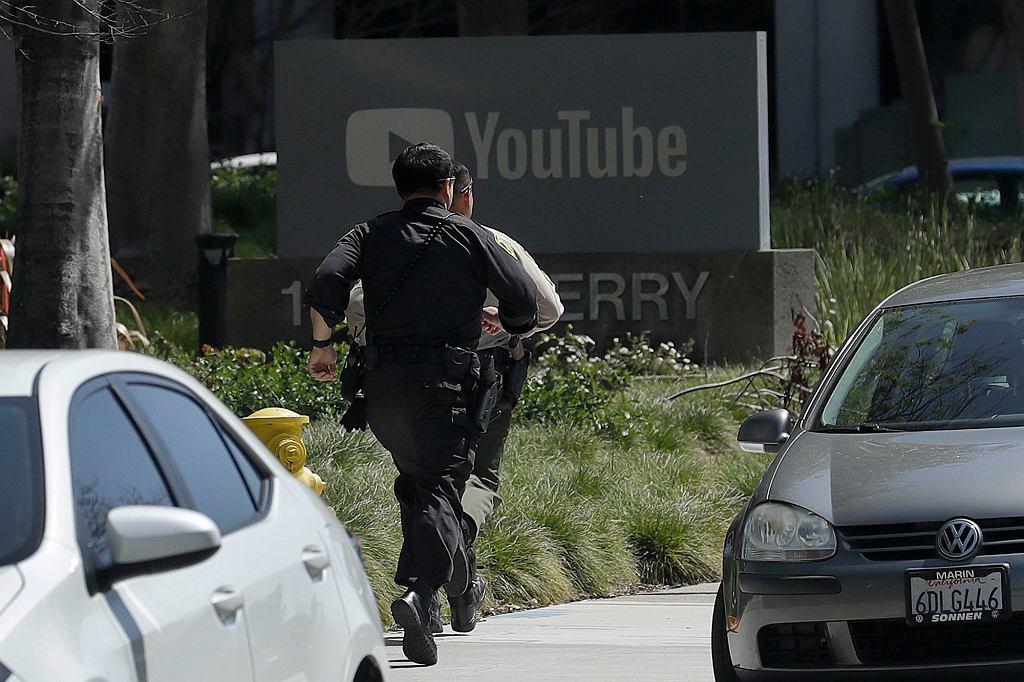 Akcja policji w San Bruno