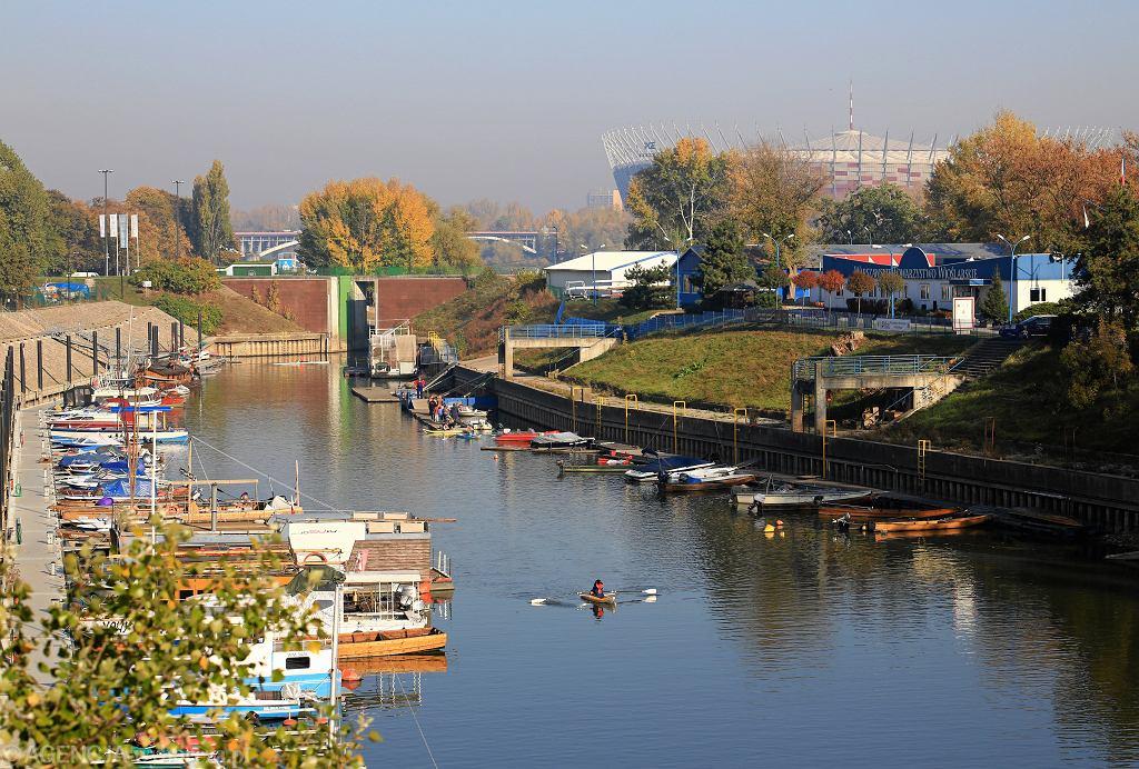 Port Czerniakowski w Warszawie