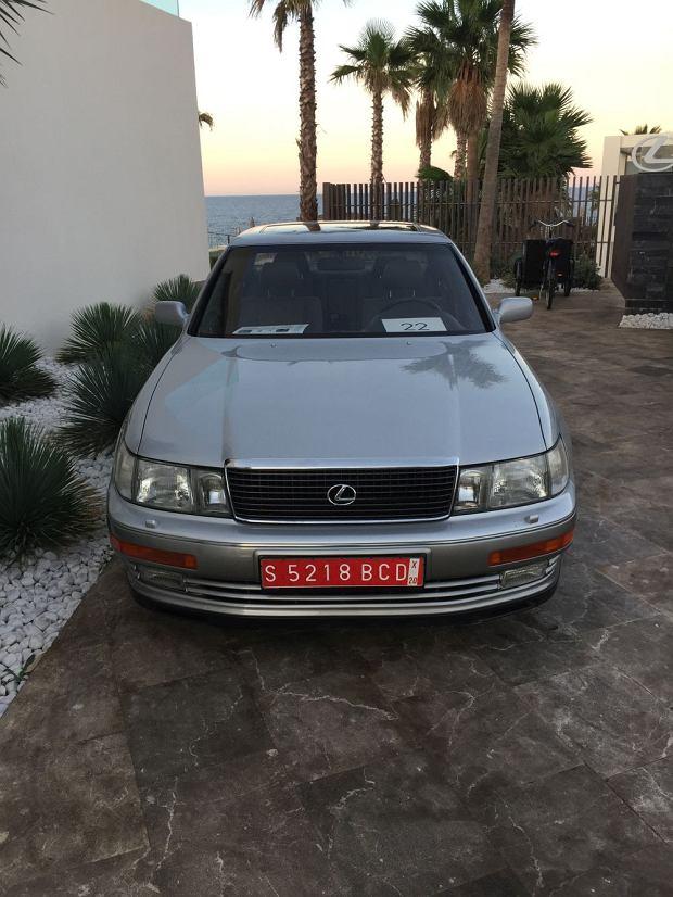 Lexus LS pierwszej generacji