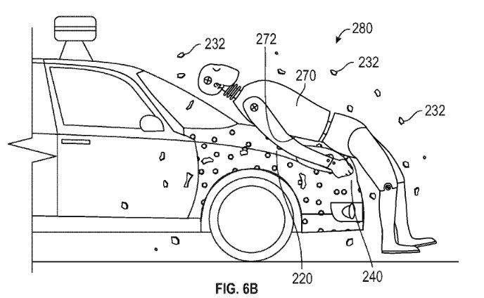 Nowy patent Google ma ratować życie pieszych