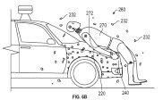 Nowy patent Google chroniący pieszych