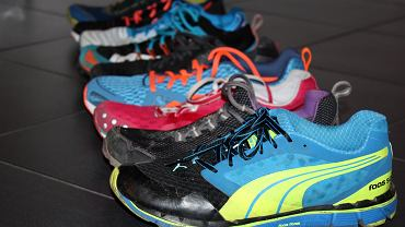 Buty do biegania to podstawowy element stroju biegacza!