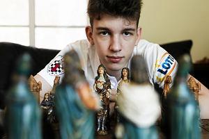 Jan Krzysztof Duda sensacyjnym wicemistrzem świata w szachach błyskawicznych