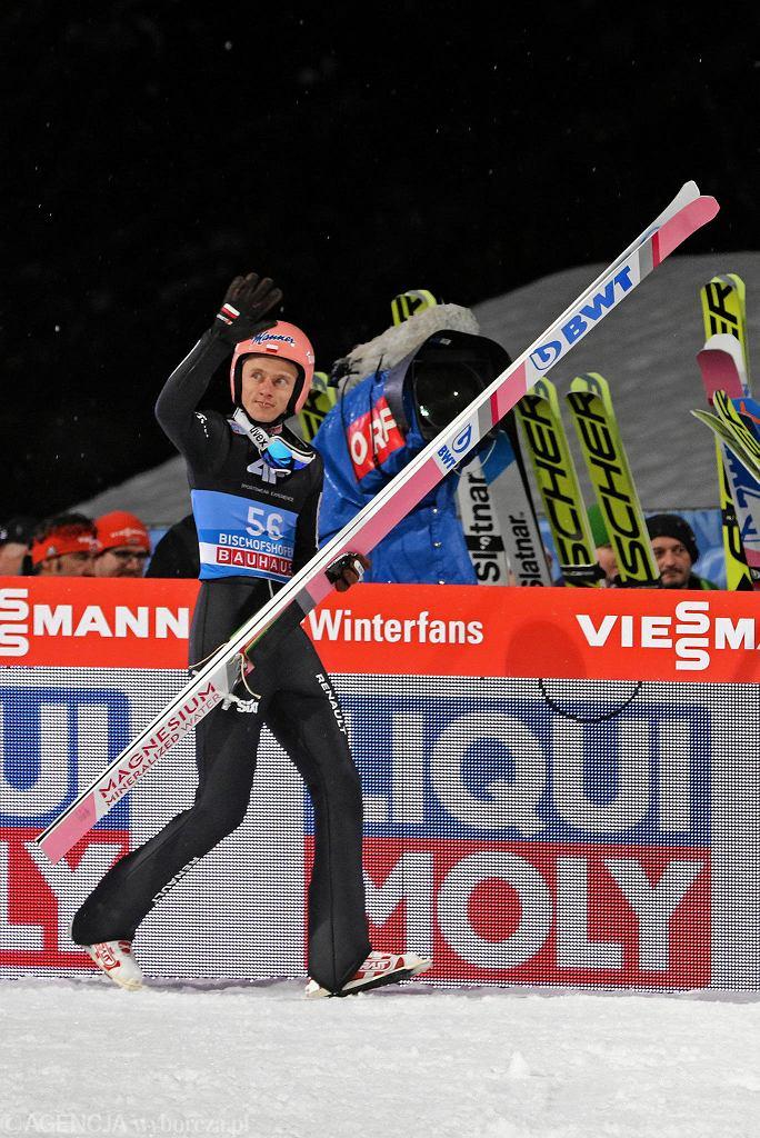 Zdjęcie numer 2 w galerii - Skoki narciarskie. To dlatego Kubacki pobił rekord skoczni? Polacy wreszcie dogonili czołówkę