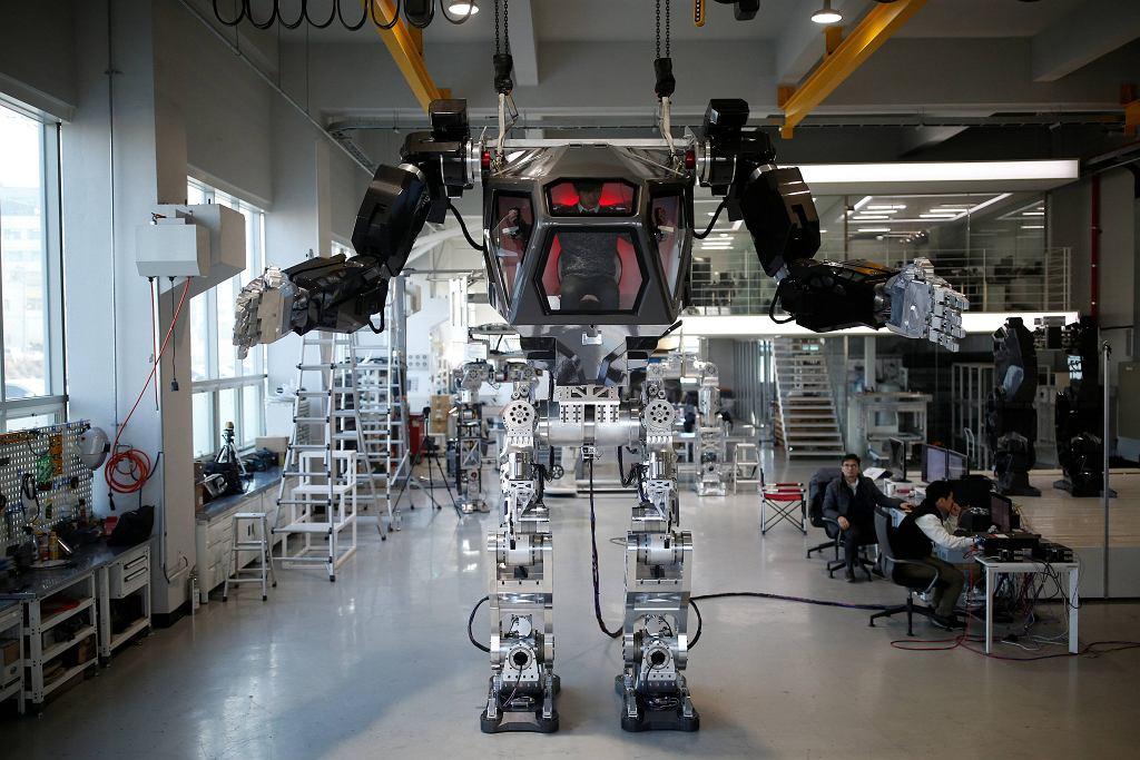 SOUTHKOREA-ROBOT/
