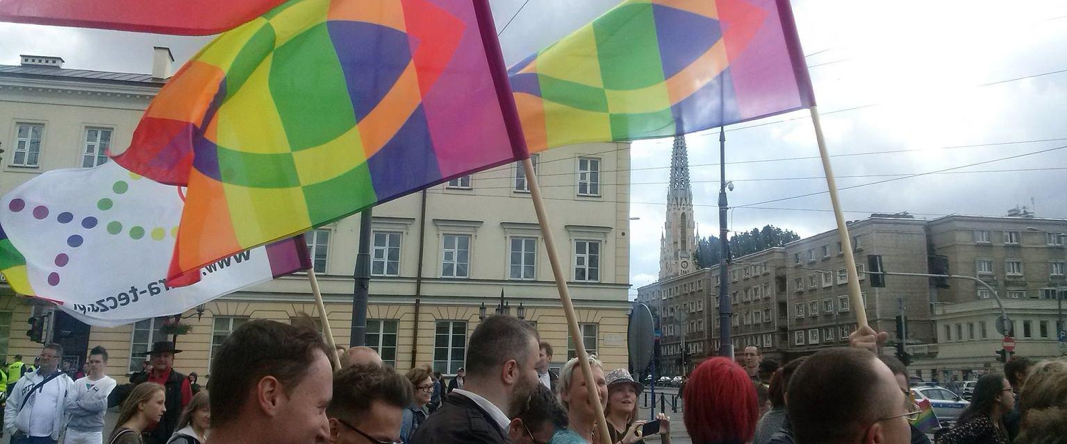 Organizacja Wiara i Tęcza skupia chrześcijan LGBTQ (fot. archiwum Wiara i Tęcza)
