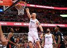 """NBA. Marcin Gortat poza pierwszą setką koszykarzy według """"Sports Illustrated"""""""