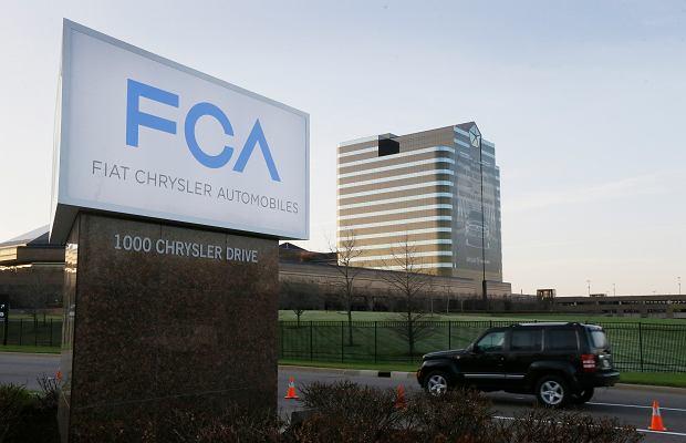 Fiat Chrysler zapłaci za spalinową ugodę z USA