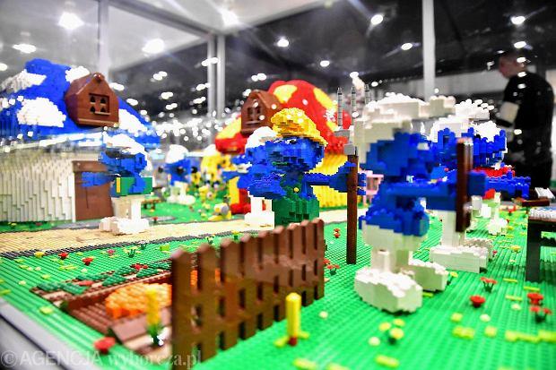 W Radomiu Otwarto Największą W Polsce Wystawę Budowli Z Klocków Lego