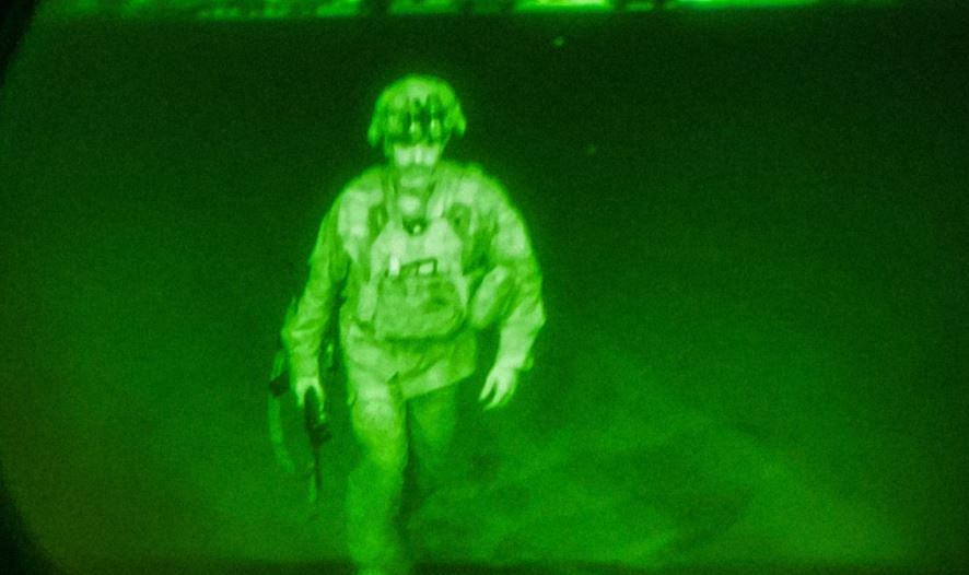 Ostatni żołnierz amerykański opuścił Afganistan