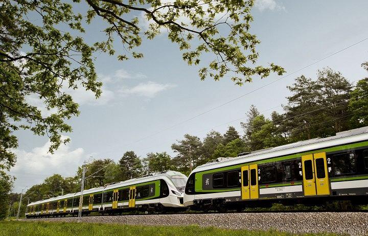 Nowy pociąg zakupiony przez Koleje Mazowieckie