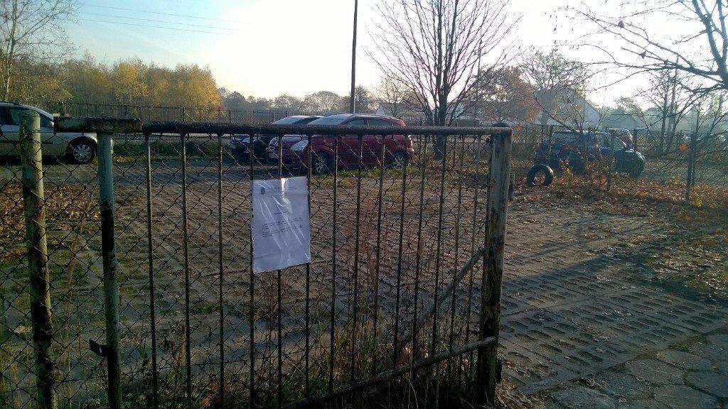 Nielegalne parkingi na Ursynowie