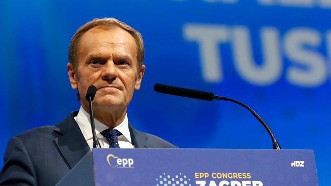 """Donald Tusk szefem EPL. Zebrał 93 proc. głosów. """"Mam dość bycia europejskim biurokratą"""""""